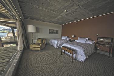 Zimmerbeispiel, Singular Hotel Patagonia