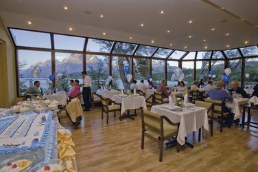 Restaurant im Hotel Lago Grey