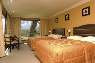 Zimmer im Hotel Lago Grey