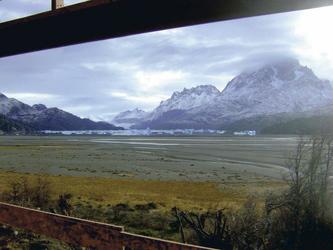 Blick vom Hotel Lago Grey