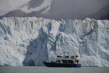Bootsausflug mit Quetru zum Gletscher OHiggins
