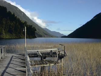 Lago Risopatron - El Panque