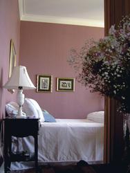 Zimmer im Manoir Atkinson