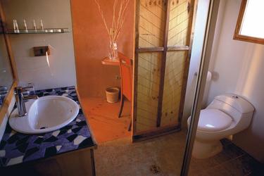 Badezimmer Hotel Poblado Kimal