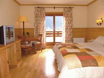 Hotel Petrohue, Zimmerbeispiel