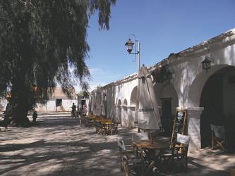 in San Pedro de Atacama