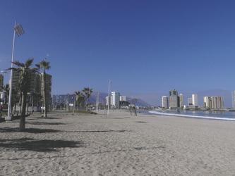 Cavancha Strand Iquique
