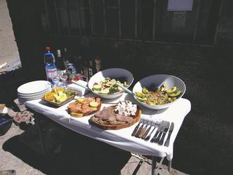 Picknick-Lunch