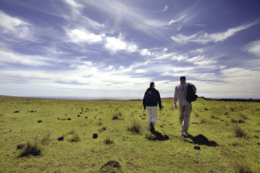 Wanderausflug explora Rapa Nui
