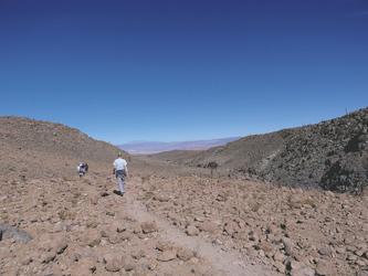 unterwegs im Andenhochland
