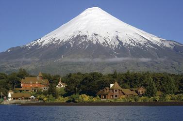 am Lago Todos los Santos