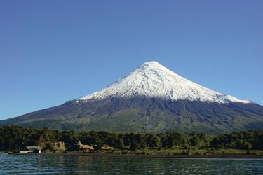 Vulkan Villarica - Pucon