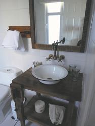 Badezimmerbeispiel Hotel La Yegua Loca