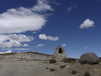 Friedhof Parincota