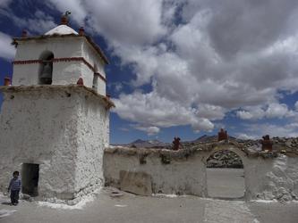 Kirche von Parinacota