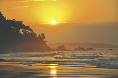 Sonnenuntergang am Pazifik, ©Ullicita - Fotolia