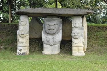 Archäologischer Park San Agustin, ©Copyright Georg Rubin, www.kontour-travel.com