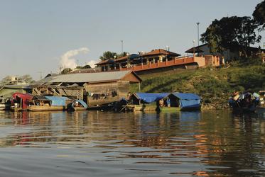 Traumhafter Amazonas, ©Copyright Georg Rubin, www.kontour-travel.com