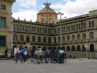 Altstadt von Bogota