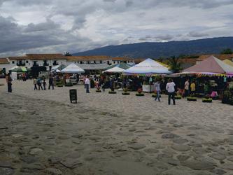 Markt in Villa de Leyva