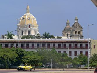 Blick auf Cartagena ©Steffen Albrecht, ©Steffne Albrecht