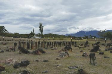 Archäologische Stätte Muisca, ©Australia Plus
