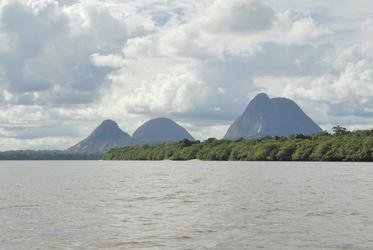 Die Mavecure Berge