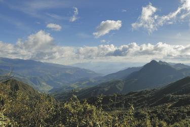 Aussicht vom Paramo de Chingaza, ©Georg Rubin