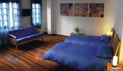 Hotel Casa Deco - Zimmerbeispiel