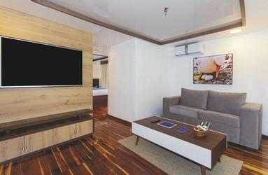 Lounge der Suite, ©FORO7