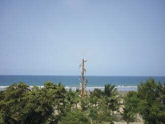Strand in Puerto Lopez