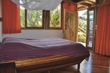 Beispielbungalow in der Hosteria Mandala