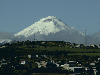 Chimborazo Vulkan ©Madina von Stillfried, ©Madina von Stillfried