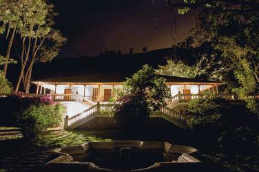 Hacienda Piman - Gebäude mit Standardzimmern