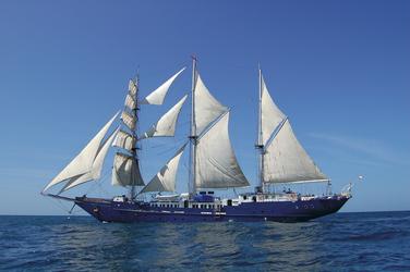 An Bord der Mary Anne