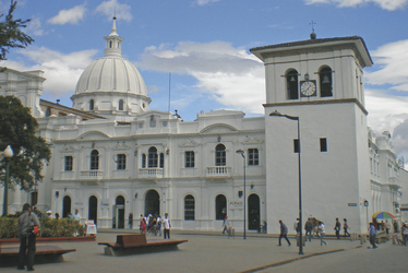 Zentrum von Popayan ©South American Tours