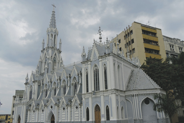 Kathedrale von Cali ©South American Tours, ©South American Tours