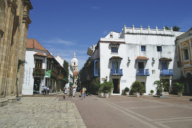 Altstadt von Cartagena ©South American Tours, ©South American Tours