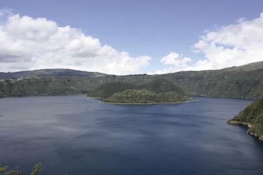 Cuicocha Lagune