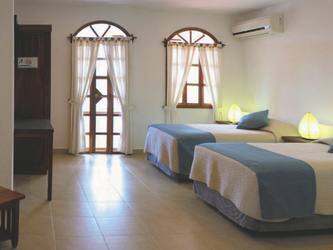 Zimmerbeispiel Galapagos Suites