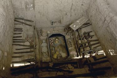 Grab des Herrn von Sipan, ©Anja Hofer