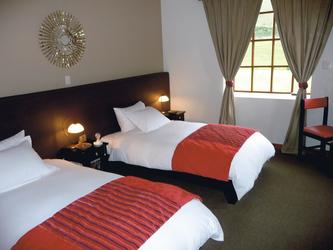Salkantay Lodge, Zimmerbeispiel