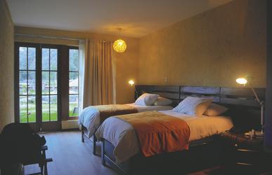 Zimmerbeispiel Lamay Lodge