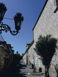 Gasse in Arequipa