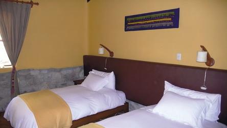 Lucma Lodge, Zimmerbeispiel