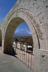 Yanahuara, Arequipa
