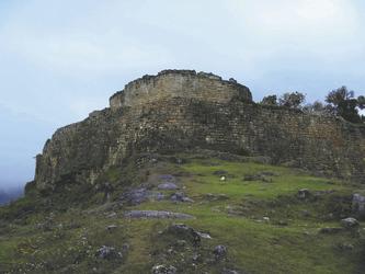 Ruinen von Kuelap