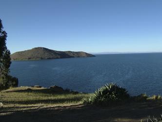 Llachon, Titicaca-See