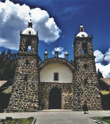 Kirche in Raqchi