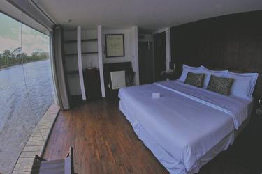 Beispiel Suite ohne Balkon
